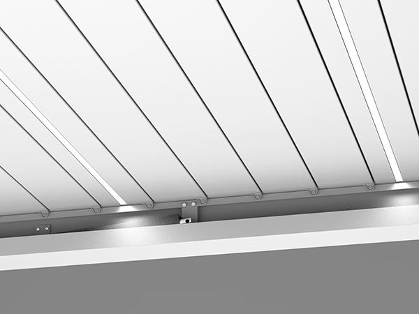 LED traka u lameli